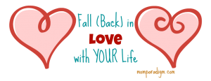 Fall (Back) in Love with YOUR Life: GIVEAWAY!