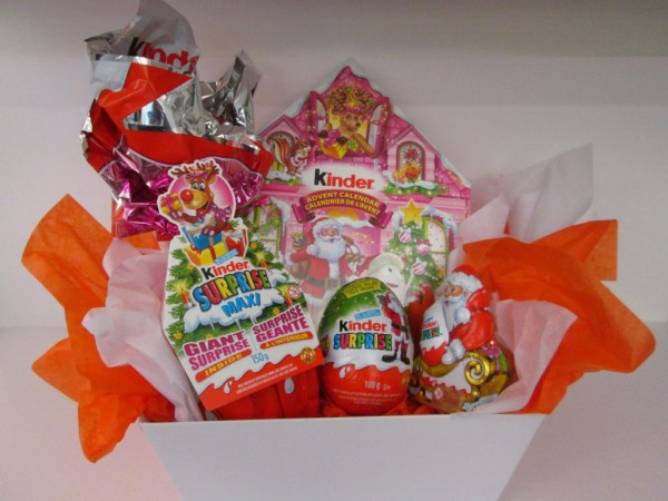 You could win this KINDER® Surprise Pack