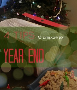 4 TIPS to prepare for YEAR END