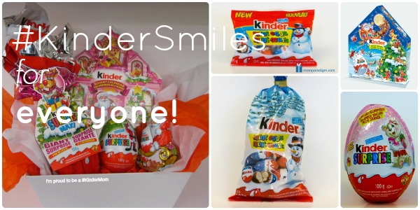 Kinder Smiles for everyone 600x
