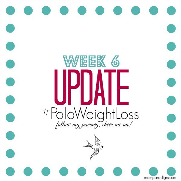 Week 6 Polo Weight Loss