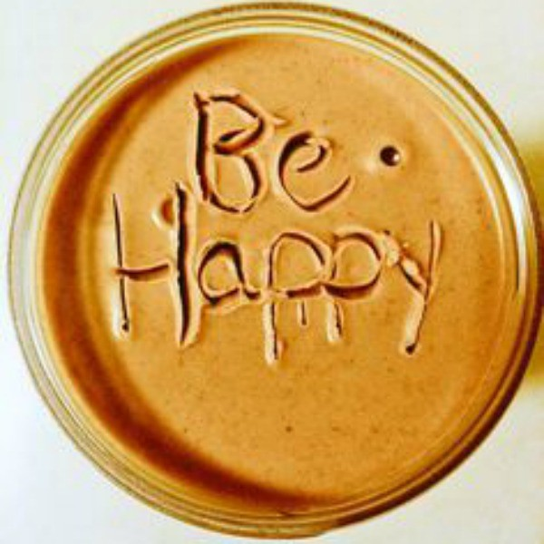 be happy peanut butter