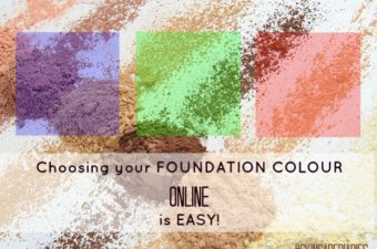 choosing foundation colour online is easy