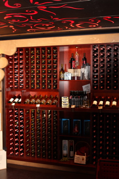 Wall of Wine, Dirty Laundry
