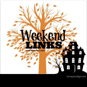 Weekend Links: Halloween with Kids