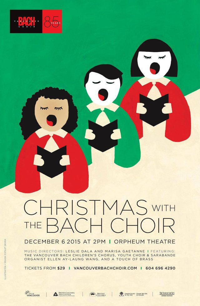 Bach Choir Christmas