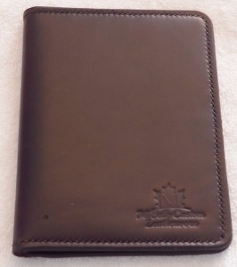 Mibelle Leather Passport