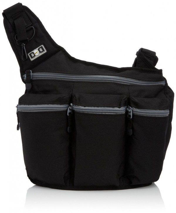 black diaper bag for men