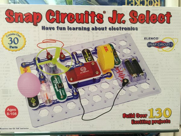 snap circuits jr select