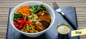 CONTEST! Get Healthly Dinner Delivered in *15 Minutes