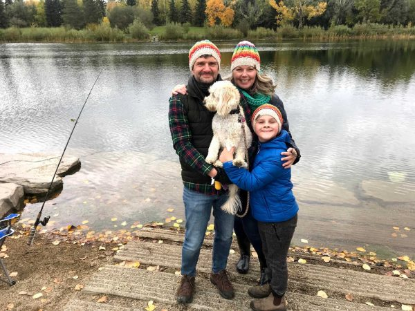 family fishing toques 1